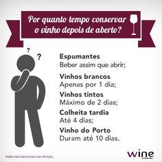 Dicas para conservar o vinho depois de aberto