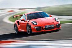 O Porsche 911 GT3 RS foi feito para as pistas, embora também possa ser usado nas ruas: A Porsche lança durante o Salão de Genebra o carro de corrida 911 GT3 RS