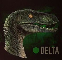 """Which Raptor From """"Jurassic World"""" Are You?  You got: Delta You're a dreamer, always with your head in the clouds. Sure, that means you get easily distracted at times, but you're all the more endearing for it."""