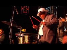 Sonora Ponceña,   Timbalero  ,en vivo 55 aniversario Puerto Rican Music, Musica Salsa, Spanish Music, Famous Musicians, Original Music, Puerto Ricans, Videos, Youtube, Music Instruments