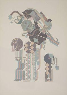 Sir Eduardo Paolozzi 'W. 16', 1974 © The Eduardo Paolozzi Foundation