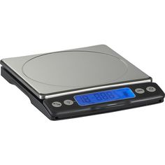 OXO® Food Scale with Pullout Display in Specialty Appliances | Crate and Barrel