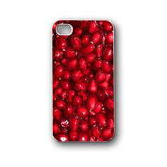pomegranate pattern - iPhone 4,4S,5,5S,5C, Case - Samsung Galaxy S3,S4,NOTE,Mini, Cover, Accessories,Gift