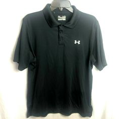 a886ff37 Nike Dri-Fit Golf Womens Polo Shirt Medium M Sport Swish Pique Blue ...