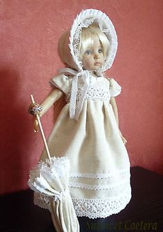 OOAK-Handmade-unique-OUTFIT-Little-Darling-D-Effner-Romance. SOLD for one bid of $199.00 on 7/13/14
