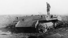Panther Nr.714 minus it's turret.