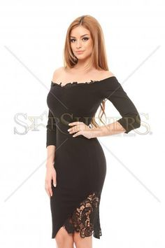 StarShinerS Hot Diva Black Dress