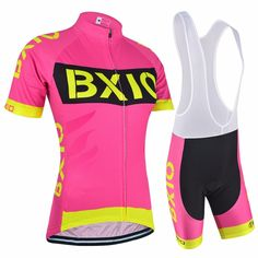 2017 BXIO Brand Women s Cycling Sets Rose Bike Wear For Girls Pro Team Bicycle  Clothing Ropa Ciclismo Mujer Riding Uniform 147 44edadcc7