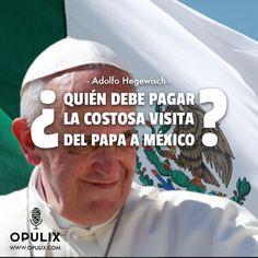 El Papa Francisco realizó un viaje pastoral a México del 12 al 17 de febrero en el que visitó, además de la Ciudad de México, el municipio de Ecatepec en el estado de México, las ciudades de San Cristóbal de las Casas y Tuxtla Gutiérrez...
