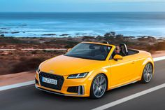 Audi TT Roadster Manual Transmission, Automatic Transmission, Exterior Colors, Exterior Design, Mini Cooper Models, Audi Tt Roadster, Fiat 124 Spider, Mini Cooper Convertible, John Cooper Works