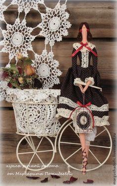 Куклы Тильды ручной работы. Ярмарка Мастеров - ручная работа кукла Тильда Катарина. Handmade.