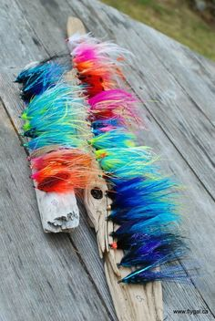 Dean River steelhead flies. For more fly fishing info follow and subscribe www.theflyreelguide.com Also check out the original pinners site and support