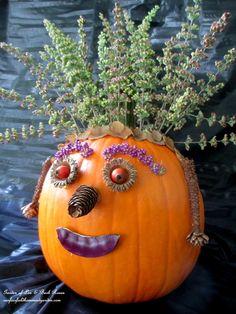 Decorate a Pumpkin N
