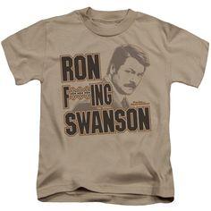 Parks&Rec/Ron F***Ing Swanson -Sand