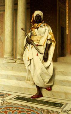 Inner Civilization: The Moors of Spain