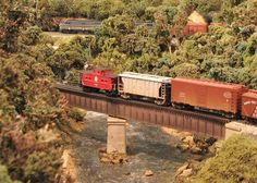 N scale bridge abutment and wing walls........ - Layouts and layout building - Model Railroader - Trains.com online community