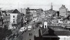 Westhavenplaats omstreeks 1960