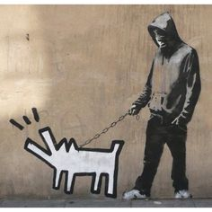 Must-See Banksy Street Art Around the World undefined - bit Banksy Graffiti, Arte Banksy, Street Art Banksy, Bansky, Urban Street Art, Best Street Art, Amazing Street Art, Urban Art, Art Beat