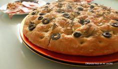 ¿Te gusta el pan focaccia? Aquí tienes varias ideas distintas para prepararlo