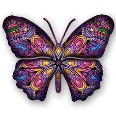 Next Innovations Metal Butterfly Wall Decor Patchouli Butterfly Wall Art Metal Butterfly Wall Art, Butterfly Wall Decor, Butterfly Drawing, Glass Butterfly, Butterfly Painting, Butterfly Wallpaper, Flower Wall Decor, Metal Wall Art, Butterfly Artwork