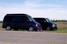 Custom Astro Vans