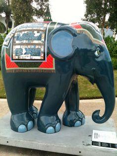 Hendrik's Blog: Singapore 2011 Elephant Parade @ Vivo City