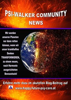 """The PSI-walker community was founded to give humans worldwide the opportunity to go along with the intention of """"Stormy"""". 16 Year Old, Our Planet, When Us, Consciousness, No Response, How To Become, Community, Writing, Friday"""