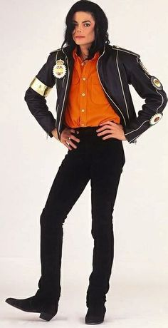 Can he look any better KING OF POP