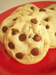 Homemade Chocolate Chip Cookies 2 Dozen The by GoldenSageHomeMade