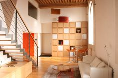 Loft en Lyon - Architizer