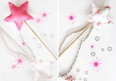 DIY Play Magic Wand. Get the tutorial here. | Mum's Grapevine