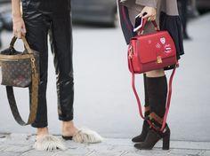 Modetrend im Winter: Immer warme Füße!