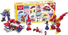 Diagram block Variety 500-DVD  #Kawada #Toy
