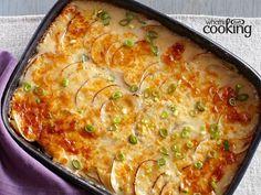 Creamy Scalloped Potatoes #recipe
