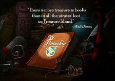 On the importance of books: | 16 Walt Disney Quotes To Help Guide You Through Life