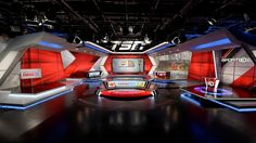 TSN | NewscastStudio