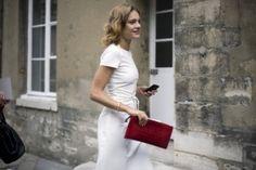 Ένα λευκό φόρεμα, 10 ξεχωριστοί τρόποι να το φορέσεις…