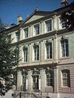 Museu Internacional da Reforma Protestante de Genebra – Wikipédia, a enciclopédia livre