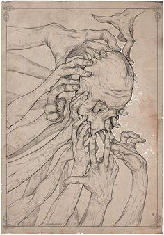 ArtStation - Sketches 3, Cosmin Podar