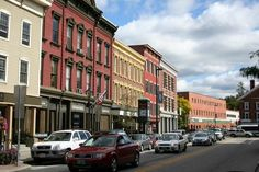Montpelier downtown