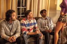 Flock of Dudes (movie review)   Theres something to be said for having low expectations when watching a movie. I cant remember the number of times Ive gone into a theater expecting to be blown away only to leave feeling like the last two hours would have been better spent catching up on Agents of SHIELD. And there have been countless examples of me watching a movie with little to no expectations and being pleasantly surprised. Take that advice to heart while watching Flock of Dudes the…