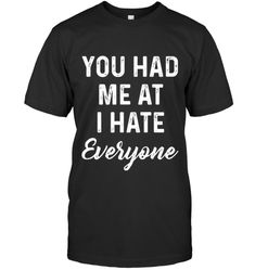 Murder By Text   Trending Funny T Shirts And Funny Mugs Cool Shirts, Funny Shirts, Awesome Shirts, Funny Rude Quotes, I Hate Everyone, Funny Iphone Cases, Funny Mugs, Things To Buy, Hilarious
