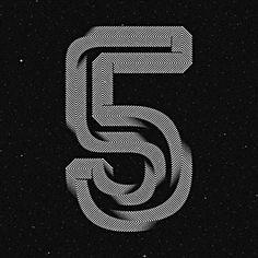 5 Typography Art, Art Music, Nice, Instagram Posts, Artwork, Numbers, Work Of Art, Auguste Rodin Artwork, Artworks