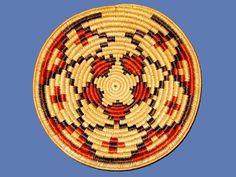 Fine older and antique American Indian baskets, Hopi baskets