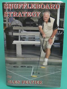 Shuffleboard is the hopscotch of retirement homes. Help her get a leg up on the competition so when that day does come she can hit the ground running. Shuffleboard Strategy is full of helpful tips, techniques, and strategy.