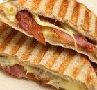 Bacon and Egg Grilled Cheese Sandwich
