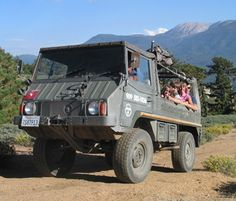 Take the family on an off-road adventure in Big Bear Lake