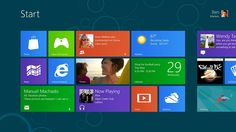 Your first look at Windows 8!