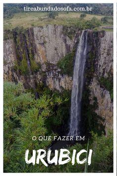 O que fazer em #Urubici, uma das cidades mais lindas de Santa Catarina, e com cachoeiras maravilhosas. Descubra esse cantinho do Brasil! #brasil #santacatarina #cachoeira #urubici