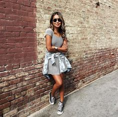 Classic #AEOSTYLE with @SincerelyJules. Check out her blogger shop on AE.com to see all of her favorite picks. #regram.